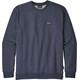 Patagonia M's P-6 Label Midweight Crew Sweatshirt Classic Navy